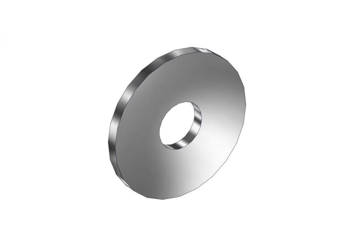 corps anneau inox a2 m6x20x15mm