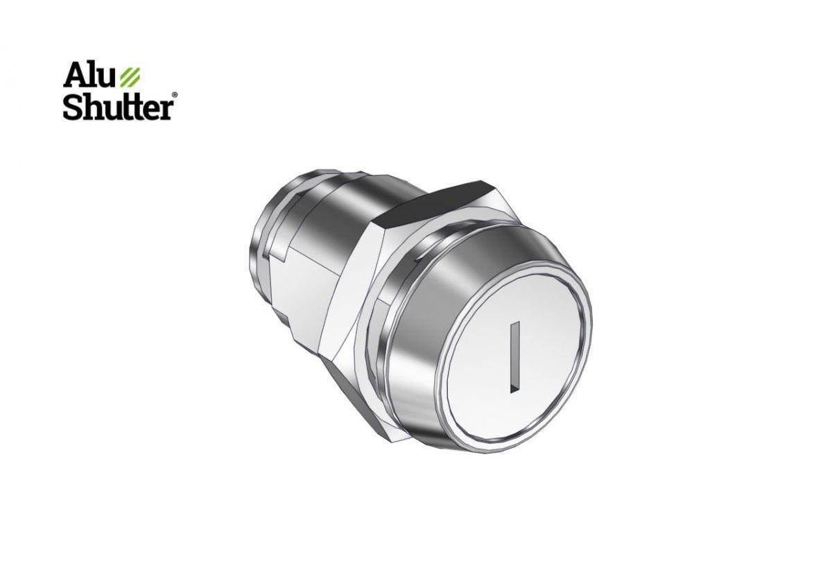 cylinder lock separately alushutter