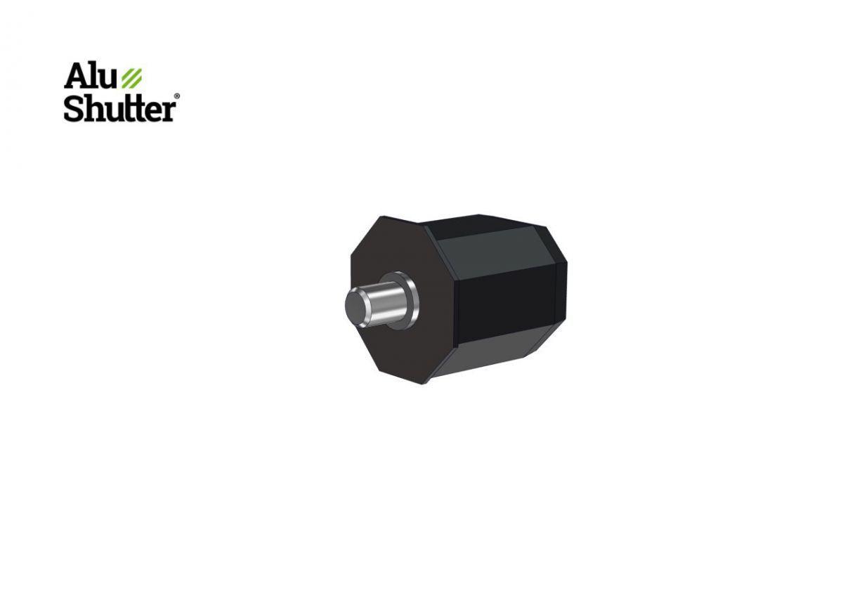 federrohr plug 8k40 lg50mm 10mm stift alushutter