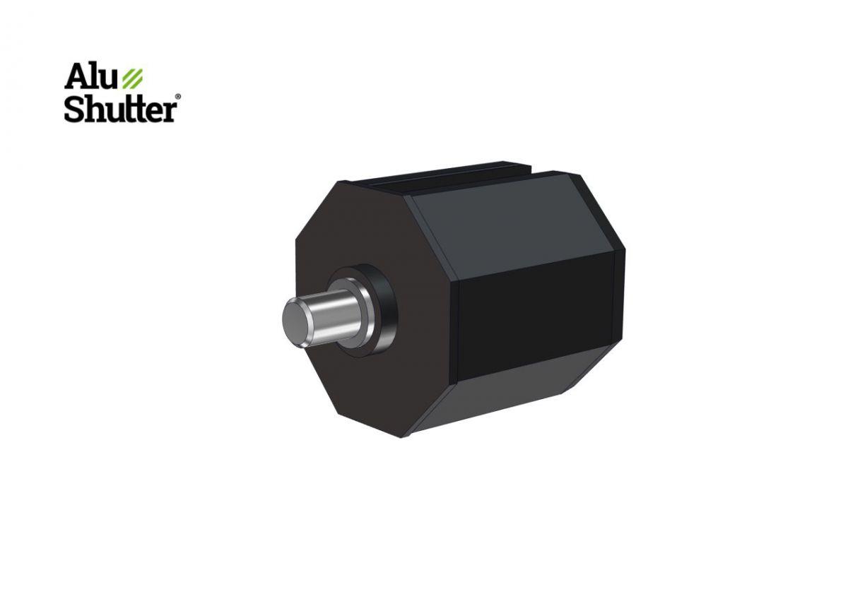 federrohr plug 8k60 lg57mm 12mm stift alushutter