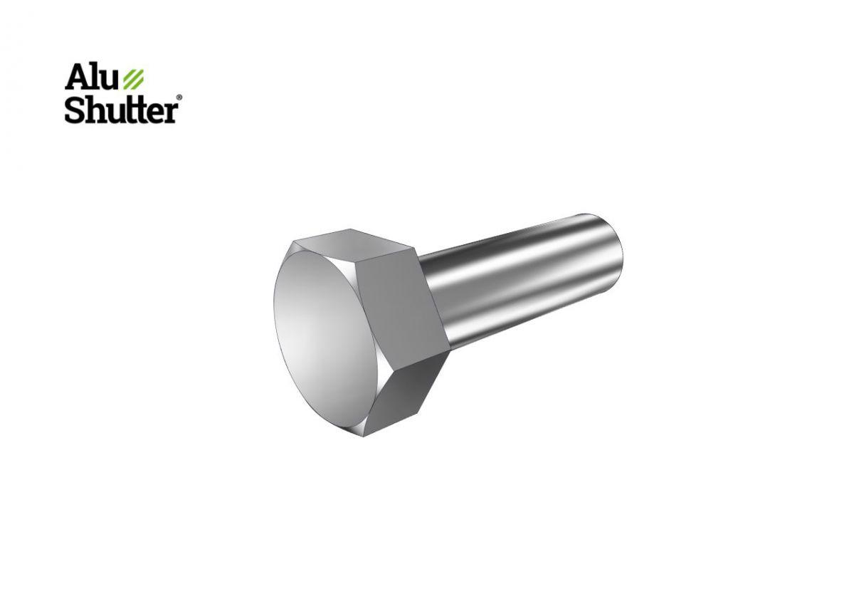 hexagon bolt m5x16mm stainless steel a2