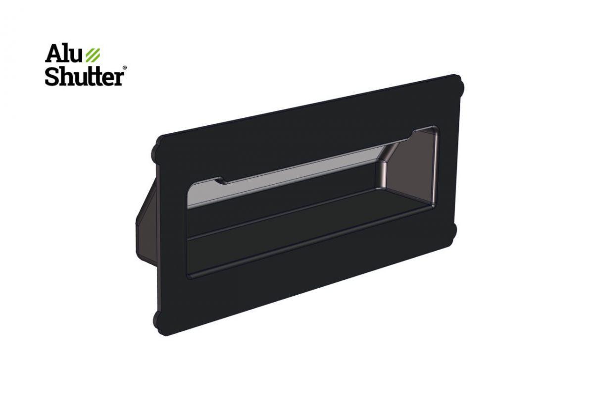 inside handle interior handle alushutter