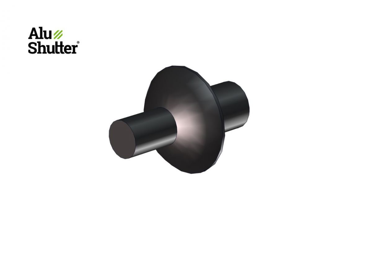 lock guide lock rod lever alushutter