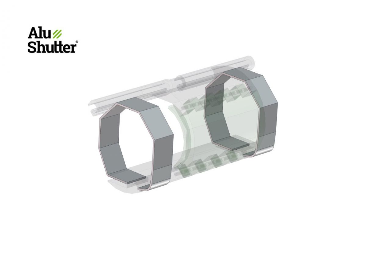 ring easylink octo40 alushutter