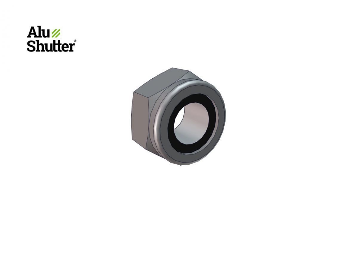 selflocking nut m5 stainless steel a2