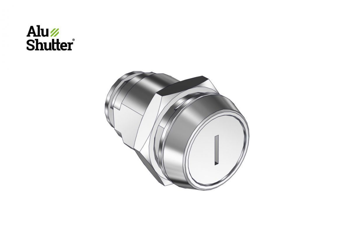 serrure cylindre vendu sparment alushutter