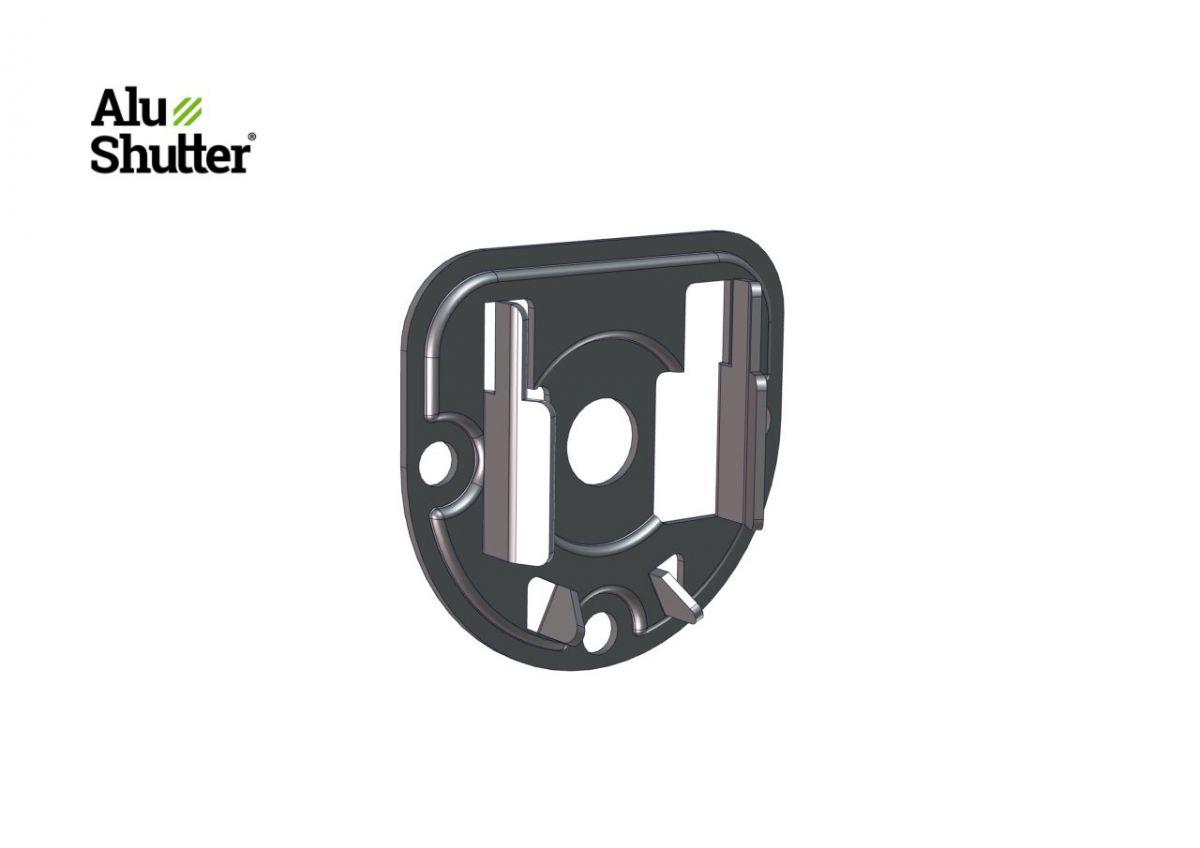 spring shaft bearing holder allushutter